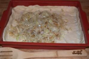 Пирог с перцем и капустой - фото шаг 5