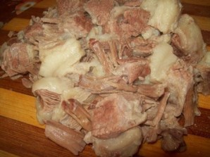 Бешбармак из говядины - фото шаг 7
