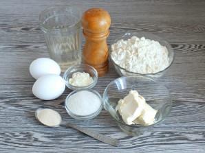 Яичный хлеб в хлебопечке - фото шаг 1