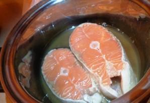 Рыба на сковороде - фото шаг 1