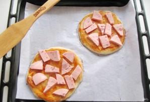 Школьная пицца - фото шаг 6