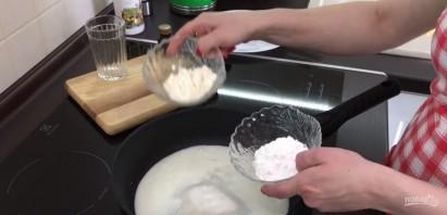 "Торт ""Рафаэлло"" без выпечки - фото шаг 1"