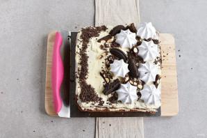 Торт с безе - фото шаг 10