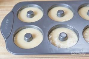 Пончики с глазурью - фото шаг 4