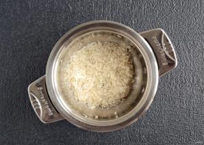 Рис с маслом - фото шаг 2