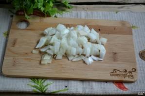 Постные картофельные котлеты с грибами - фото шаг 3