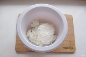 Сметанно-творожный крем для торта - фото шаг 3