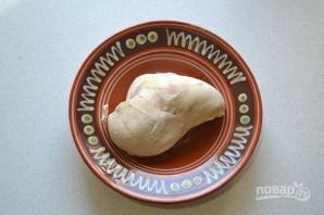 Порционные блинные тортики - фото шаг 5