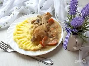 Куриные голени по старинному французскому рецепту - фото шаг 7