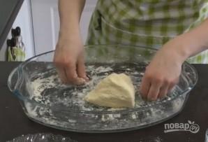 Пресное слоеное тесто (домашний рецепт) - фото шаг 4