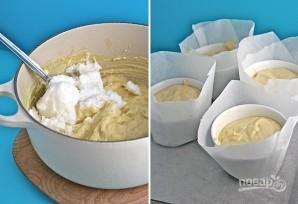 Сырное суфле с тимьяном - фото шаг 4