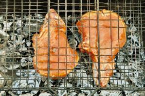 Чалагач из свинины на мангале - фото шаг 5