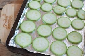 Кабачки с помидорами и сыром - фото шаг 2