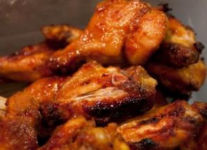 Куриные крылышки в соевом соусе - фото шаг 4