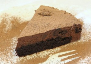 Шоколадный торт с черносливом - фото шаг 8
