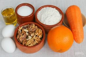 Морковно-апельсиновые кексы - фото шаг 1