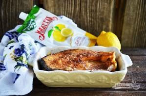 """Лучший рецепт лосося в лимонном маринаде """"Махеевъ"""" - фото шаг 6"""