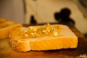 Бутерброды с моцареллой - фото шаг 1