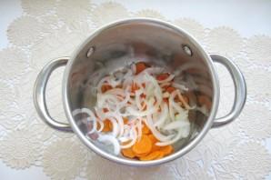 Судак в томатном соусе - фото шаг 2