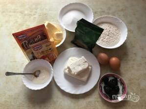 Насыпной пирог-пряник - фото шаг 1