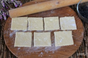 Творожное печенье с маком - фото шаг 8