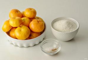 Сироп из мандаринов - фото шаг 1