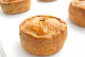 Пироги с мясом в духовке - фото шаг 9