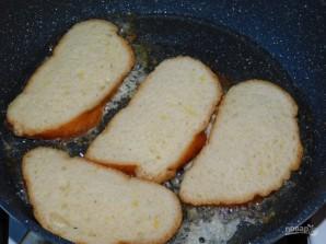 Французские гренки с яблоками - фото шаг 2