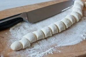 Творожные пончики на скорую руку - фото шаг 4