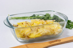 Картофель по-венгерски - фото шаг 4