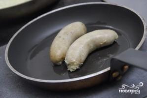 Картофельная колбаса - фото шаг 9