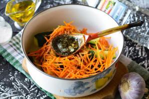 Огурцы по-корейски с морковью - фото шаг 3