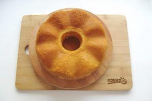 Лимонный кекс на кефире - фото шаг 8