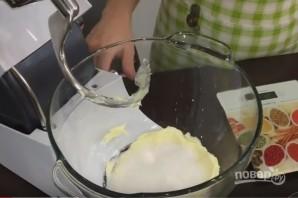 Домашний тёртый пирог с черникой - фото шаг 1
