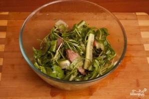 Салат пикантный с говядиной - фото шаг 12
