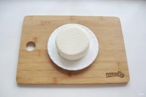 Домашний сыр без яиц - фото шаг 6
