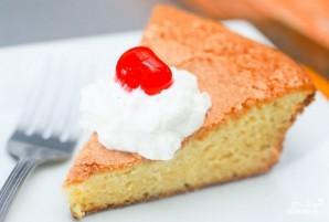 Бисквитный торт с разрыхлителем - фото шаг 9