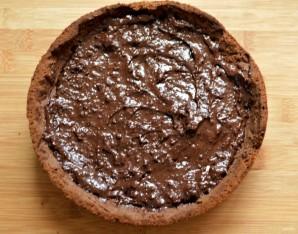 Тарт с черникой, лавандой и кремом из ряженки - фото шаг 7