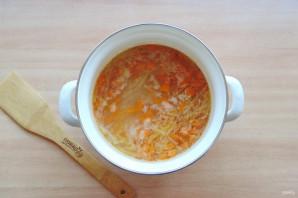 Суп из фасоли для диабетиков