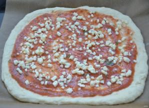 "Пицца ""Карпаччо"" - фото шаг 7"