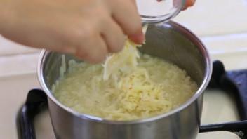 Рис с пармезаном - фото шаг 4