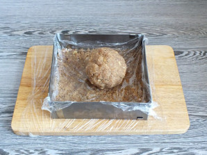 Торт из безе без выпечки - фото шаг 6