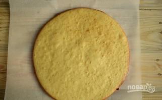 """Торт """"Кучерявый мальчик"""" со сметанным кремом - фото шаг 6"""