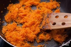 Сырный суп с креветками - фото шаг 4
