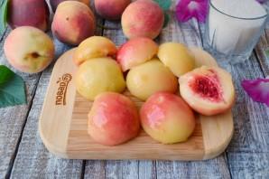Персиковый джем - фото шаг 2