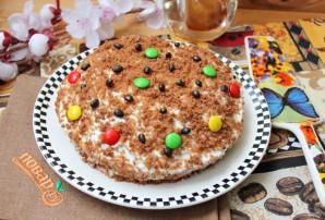 Торт в микроволновке за 15 минут - фото шаг 13
