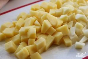 Постный овощной суп - фото шаг 1