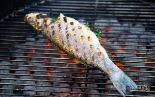 Рыба для гриля - фото шаг 3