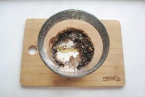Шоколадные вафли - фото шаг 6