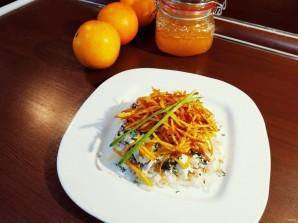 "Салат с куриным филе ""Рандеву"" - фото шаг 12"